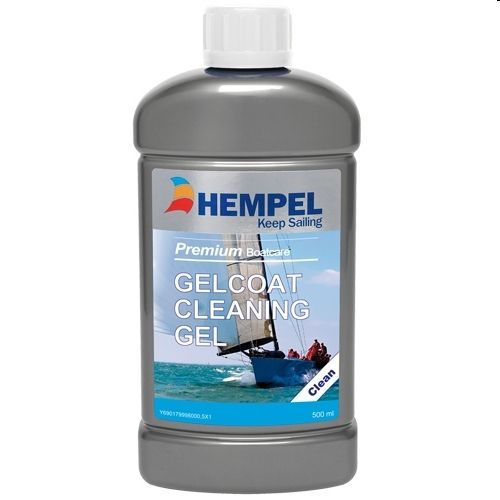 Gelcoat Cleaning Gel Hempel, 500 ml