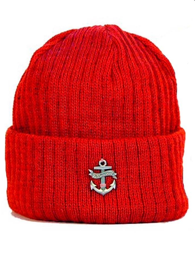 Handknitted hat Cousteau 7cd5e77ae9f
