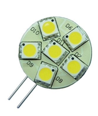 LED G4 X-BRIGHT-06 WW- SP, Ø23mm 80lm