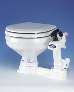 Vene WC, Jabsco Marine Toilet Regular