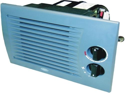Omtyckta Värmefläkt Arizona 600 12V Vit - Meredin SJ-88
