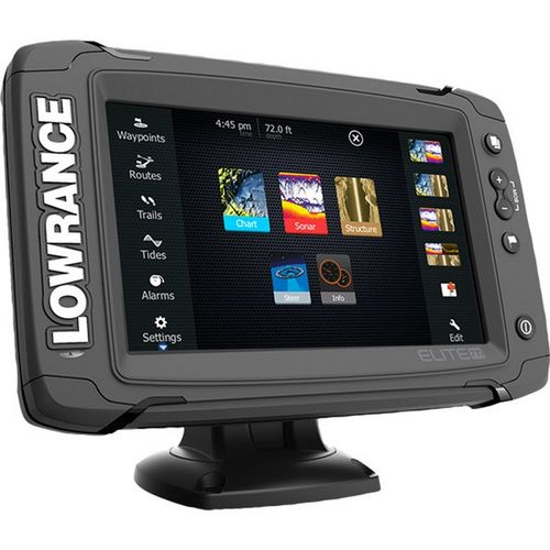 Lowrance Elite 7ti Total Scan